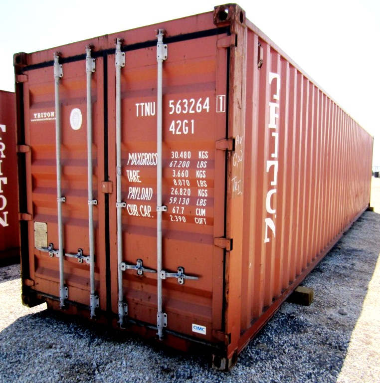 TexBox Locally Owned Austin Texas Lease Storage Containers